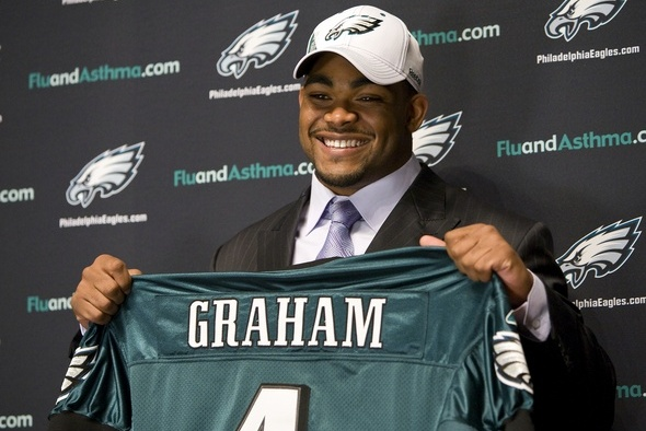 Brandon Graham Says He's a Bust: Is He?
