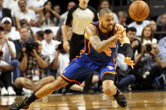 Leaving Tyson Chandler off All-Defensive Team Is an Absolute Joke