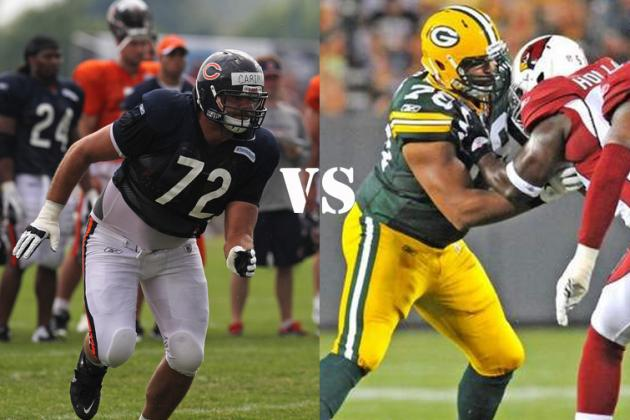 Gabe Carimi vs. Derek Sherrod: Which 2nd-Year OT Has More Potential?