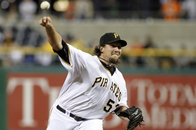 Trade 'em—Pirates Bullpen Should Walk the Plank