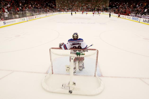 2012 Stanley Cup Playoffs: The Devils Outplaying the Rangers? I Don't Think so