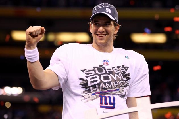 New York Giants: Where Does Eli Manning Rank Among the NFL's Elite Quarterbacks?