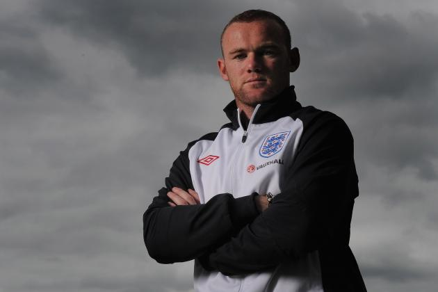 Euro 2012 Players to Watch: Wayne Rooney of England