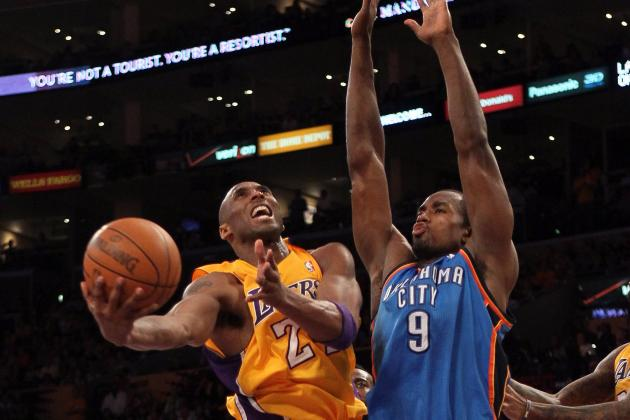 NBA All-Defensive Team 2012: Grading First and Second Team Picks