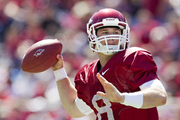 Arkansas Football: Why Razorbacks Terrible Offseason Won't Hinder Tyler Wilson