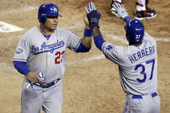 Los Angeles Dodgers: Everybody's Favorite Minor League Lineup