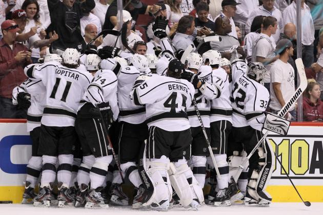 Kings to the Cup: Western Conference Finals Game 5 Recap