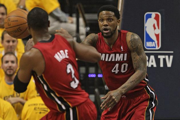 Why Pittman and Haslem Needed to Be Suspended