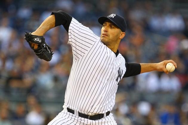 New York Yankees: Andy Pettitte Dominates Again in 8-3 Win over Royals