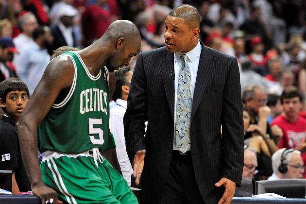 NBA Playoffs 2012: Judgement Day Is Upon These Boston Celtics