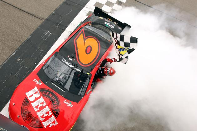 2012 NASCAR Nationwide Series: Why It Is One of the Best in Years