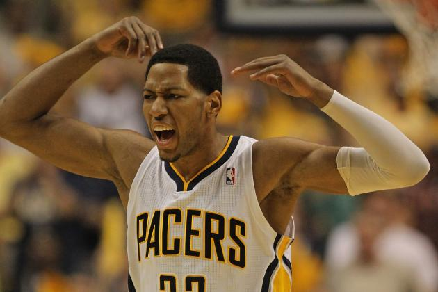 Why Danny Granger Will Go Down as Biggest Chump of 2012 NBA Playoffs