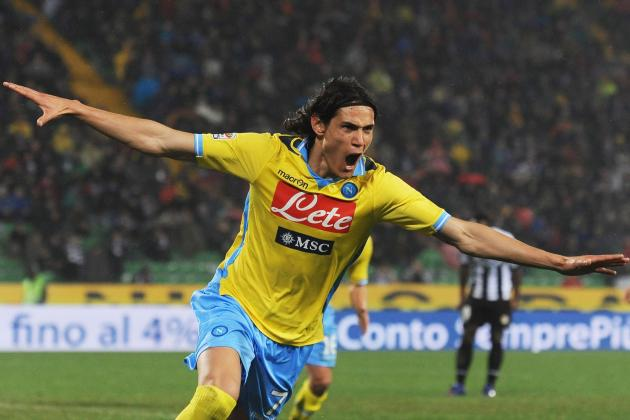 Chelsea Transfer Rumours: Blues Need Edinson Cavani to Replace Didier Drogba