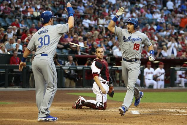 Arizona Diamondbacks Fans Missing 2011 Squad Should Look at L.A. Dodgers