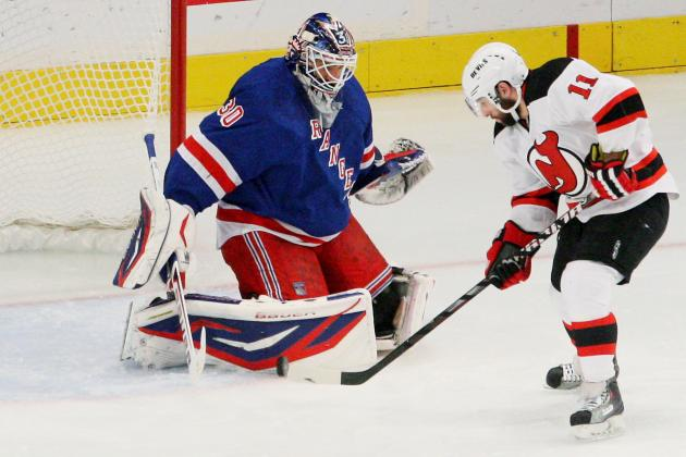 NHL Playoffs 2012: Devils Have Rangers on the Ropes Heading into Game 6