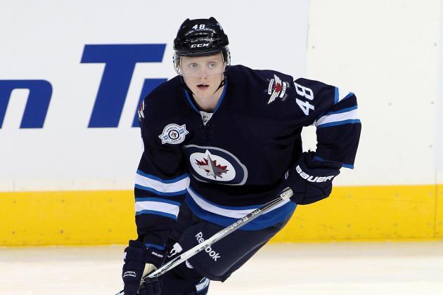 Winnipeg Jets Prospects Series: LW Carl Klingberg