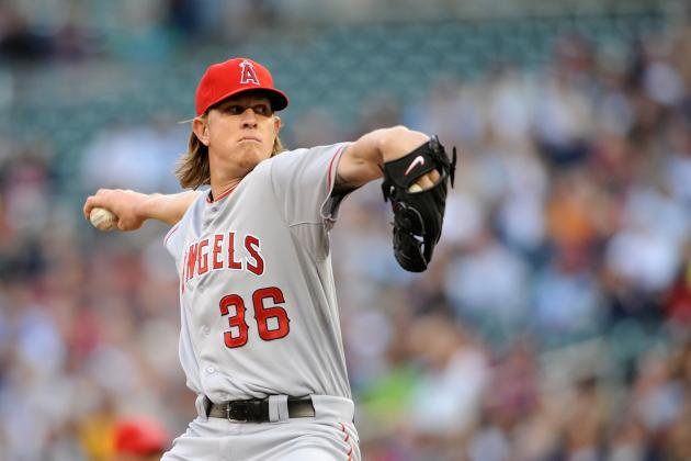 Jered Weaver: Dominating Despite Decreasing Fastball Velocity