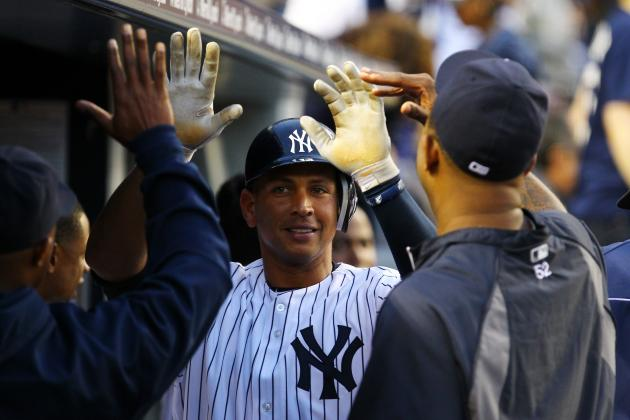 Are Alex Rodriguez, Mark Teixeira and the New York Yankees Done Already?