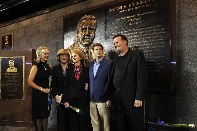 New York Yankees: Are Reports of Steinbrenner Family Selling Team Soon True?