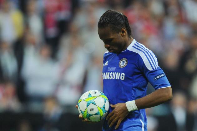 Didier Drogba Leaves Chelsea: Saying Thank You and Goodbye to a Legend