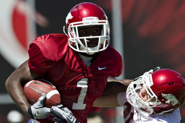 Arkansas Football: How Razorbacks Would Succeed Without Marquel Wade
