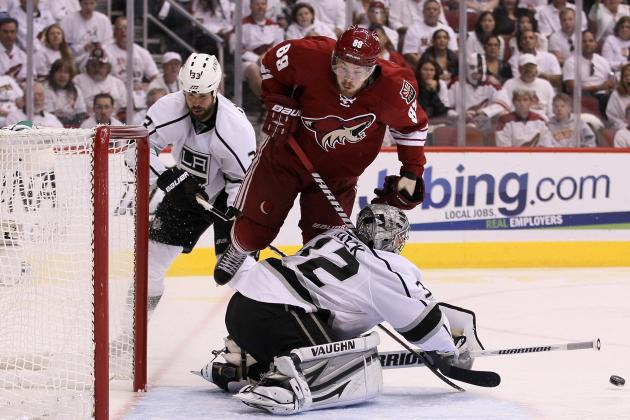Stanley Cup Playoffs 2012: Why the Kings Are Locks to Win the Stanley Cup