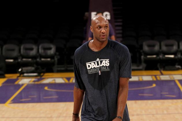 Lamar Odom Rumors: Should New York Knicks Take a Chance on Odom?
