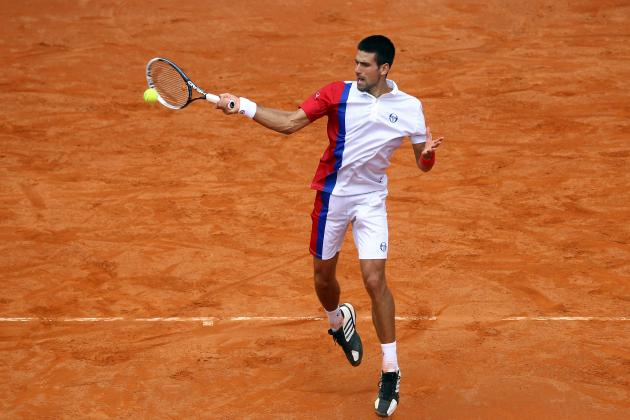 French Open 2012: Why Novak Djokovic Will Fail at Roland Garros
