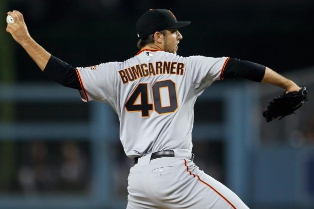 Fantasy Baseball: Madison Bumgarner, Bryce Harper Go Under the Trade Microscope