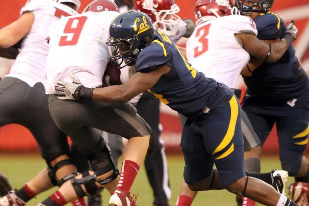 California Kicks LB Cecil Whiteside off Team for Violating Team Rules