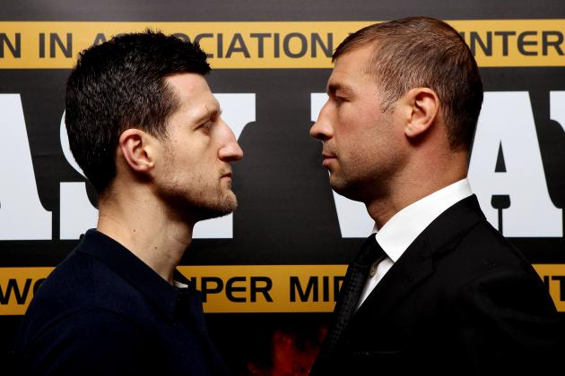 Lucian Bute vs. Carl Froch: Bute's 3 Keys to Victory