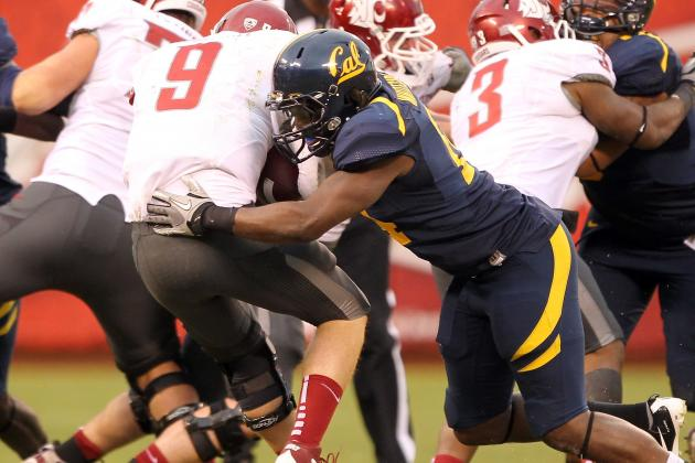 Cal Kicks LB Whiteside off Team