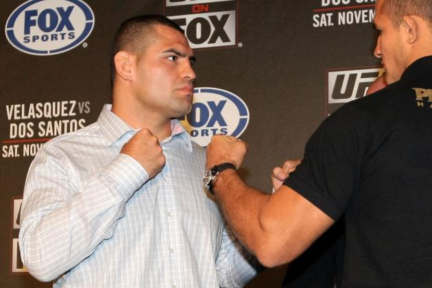 UFC 146: American Fighters Will Be Dominated in Las Vegas