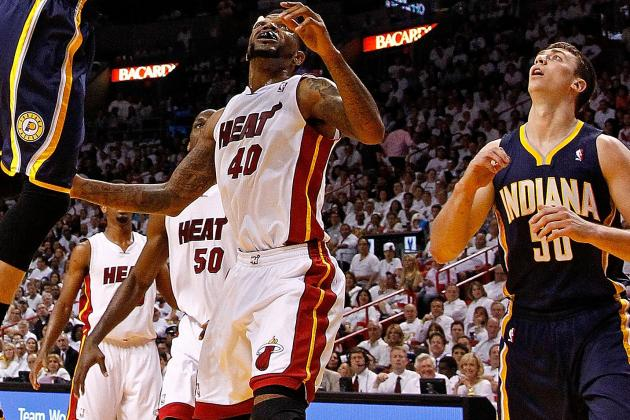NBA Correct in Not Suspending Indiana Pacers' Tyler Hansbrough for Game 6