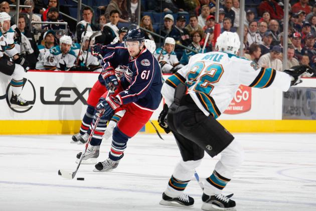 NHL Trade Rumors: San Jose Sharks Hope to Sweeten Pot for Rick Nash in Offseason