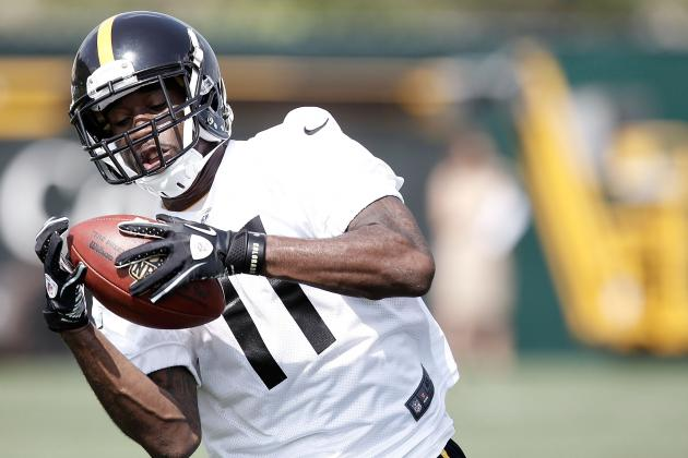 Pittsburgh Steelers WR Toney Clemons Hopes to Catch on with His Hometown Team