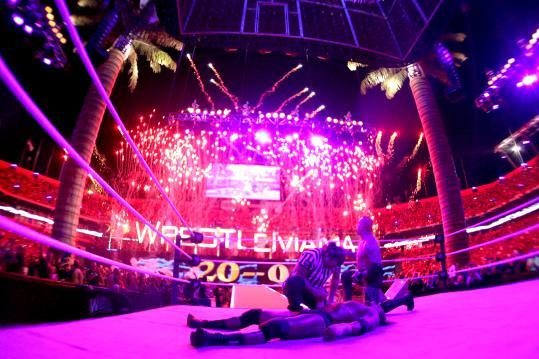 WWE: Who Is Worthy of Ending Undertaker's WrestleMania Streak?