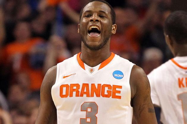 Dion Waiters Preparing for NBA Draft