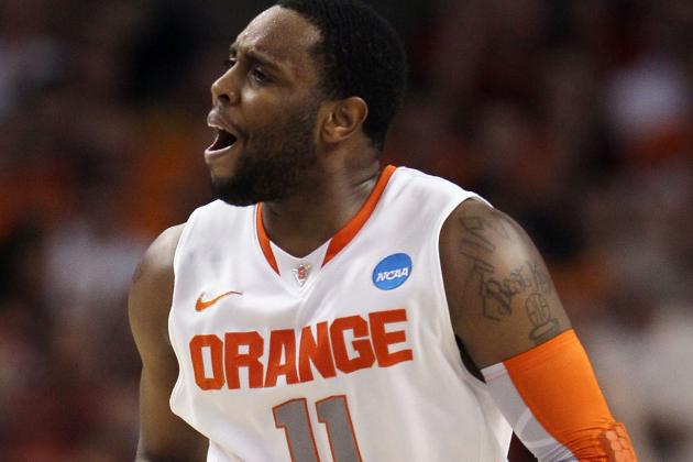 Syracuse Basketball's Scoop Jardine to Work out for New York Knicks