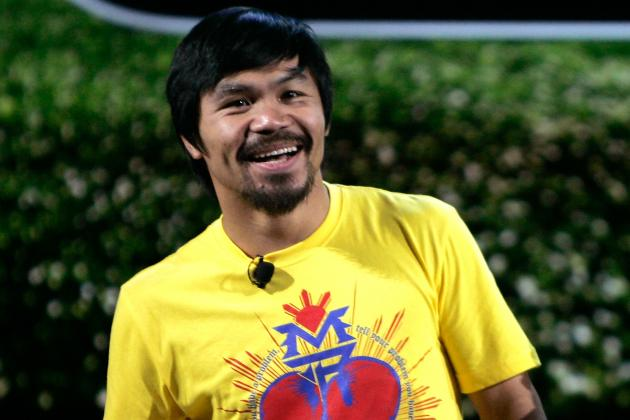 Manny Pacquiao: Why Pac-Man Is a True Sports Hero and Icon