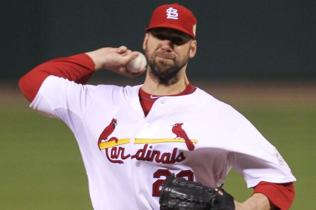 St. Louis Cardinals: Who's the Odd Man out When Chris Carpenter Returns?
