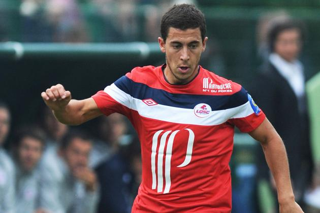 Eden Hazard: How Will the Lille Playmaker Fit into Manchester City's Squad?