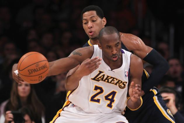 Kobe Bryant and Danny Granger Featured in Brilliant NBA Song Parodies