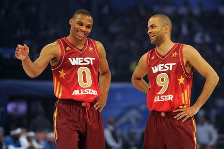 Russell Westbrook vs. Tony Parker Matchup Will Decide Western Conference Finals