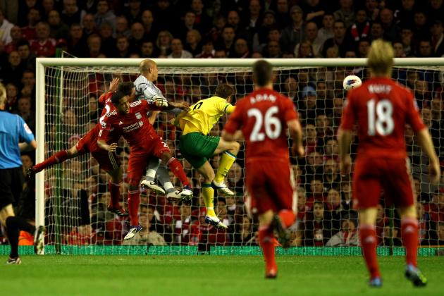 Liverpool FC: Remembering the 2011-12 EPL Season (Game 9/38)