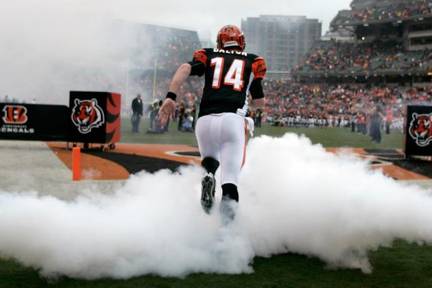 2012 Cincinnati Bengals: Why Andy Dalton Will Avoid the Sophomore Slump