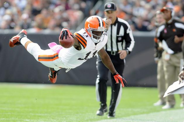 Cleveland Browns: What Can Team Expect from Mohamed Massaquoi in 2012?