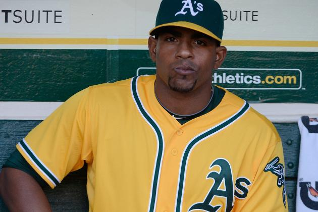 Oakland Athletics Need Yoenis Cespedes Back ASAP
