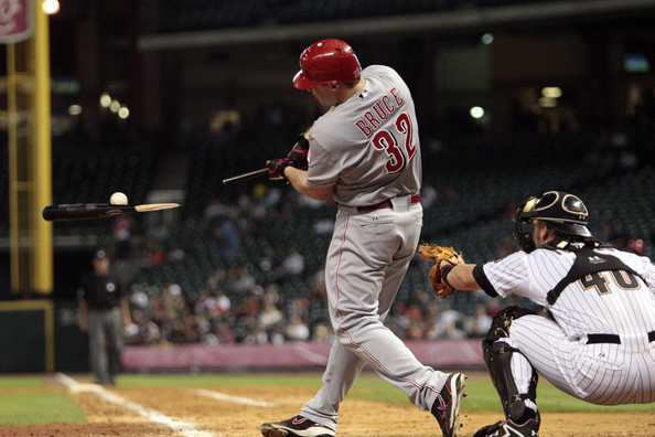 MLB: Cincinnati Reds: Is Jay Bruce Ever Going to Get It?
