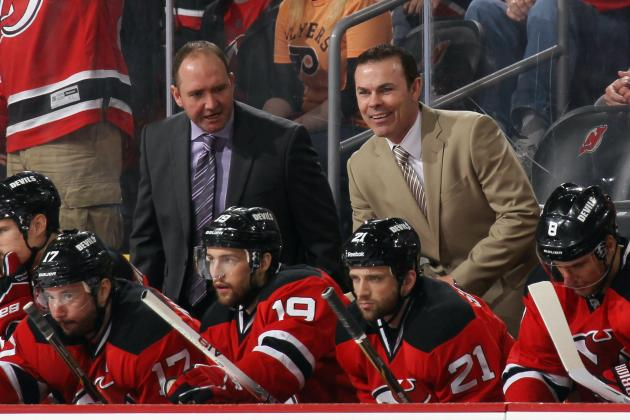 NHL Playoffs 2012: New Jersey Devils Must Finish off New York Rangers in Game 6